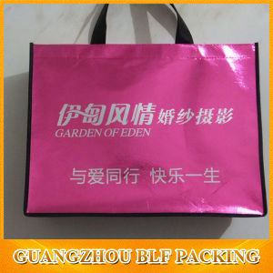 Customized Nonwoven Laminated Bag (BLF-PNB018) pictures & photos