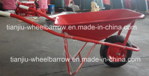Italy Strong Wheelbarrow Without Holes pictures & photos