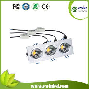 Adjustable LED Downlighting with 3years Warranty