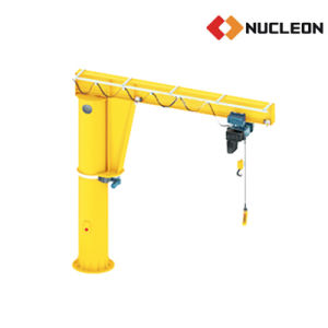 Nl Series Pillar Slewing Jib Crane 120t pictures & photos