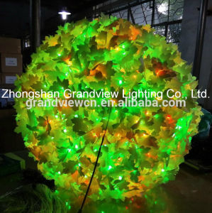 LED Magic RGB Big Ball Wedding Lights for Decoration pictures & photos