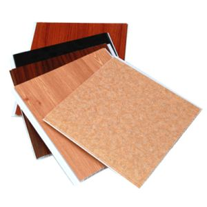 PVC Panel PVC Wall Panel for Lamination Designs pictures & photos