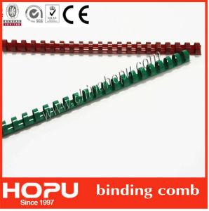China Loose Leaf Book Binder Comb Binding Combs