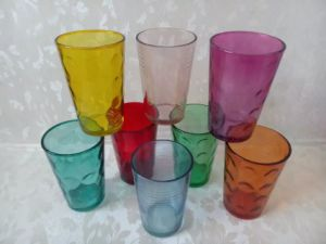 8 Oz Printed Glasses, Printed Glass Cup, Printed Glass Tumbler pictures & photos