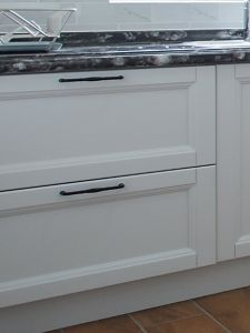 White Kitchen Cabinet #170428 pictures & photos