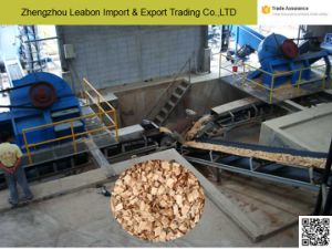 Leabon Hot Selling Bx 800 Disc Wood Chipper pictures & photos