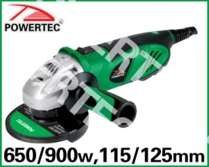 650/900W 115/125mm Electric Angle Grinder (PT81001) pictures & photos