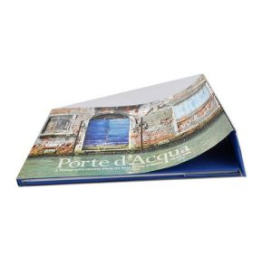 Hardcover Full Color Catalogue Printing (jhy-765)