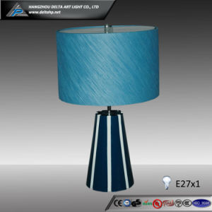 Round Blue Paper Shade Table Lamp (C5007225) pictures & photos