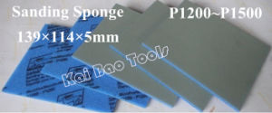 Ultrafine Sanding Sponge with P320-P2000 pictures & photos