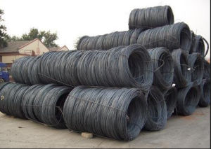 Diameter 5.5mm-16mm Steel Wire Rod pictures & photos