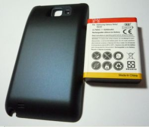Extended Battery Backcover for Samsung Galaxy Note/I9220 pictures & photos
