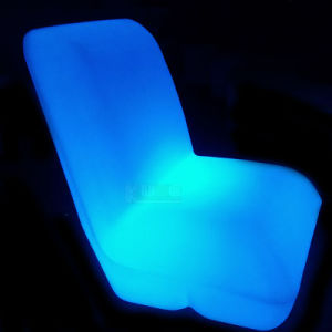 Color Changing Recliner Deck Chair Outdoor Lounge pictures & photos