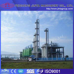 95%~99.9%Alcohol/Ethanol Production Line Project Equipment Plant for Sale Made in China pictures & photos