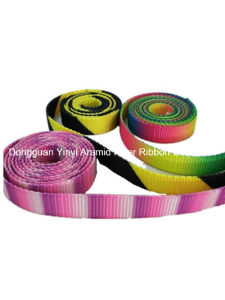 1.8cm Polyester Webbing for Pet Collar pictures & photos