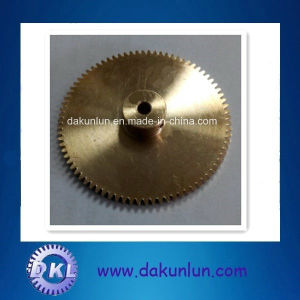 Customize Precision Agma Q10 Brass Gears