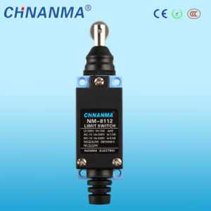 Metal Roller Plunger Limit Switch with IP65 pictures & photos