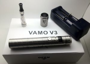 Most Popular Vamo V3 E Cigarette Item Electronic Cigarette