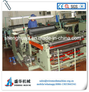 Ss Mesh Weaving Machine, Metal Weaving Loom pictures & photos