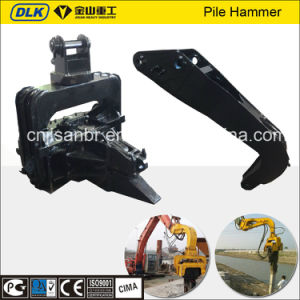 Vibro Pile Hammer for 30 Tons Excavator pictures & photos