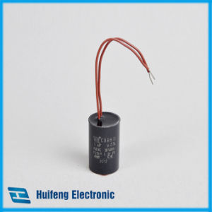 Cbb60 AC Motor Run Wire Series Capacitor pictures & photos