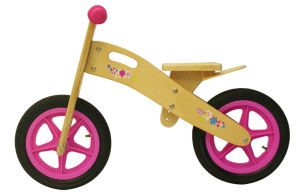 Children Wooden Bike/Kids Bike/Children Balance Bike (TTWB003-P)