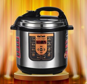 National Electric Pressure Cooker