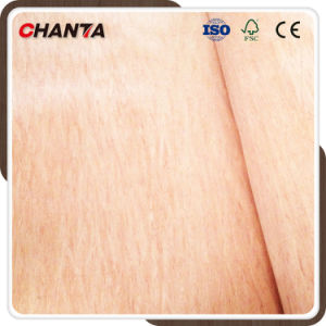 Natural 0.25mm 4′x8′, 4′x6′ Bintangor Veneer for Sell pictures & photos
