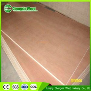 18mm Poplar Core Cheap Commerical Plywood for Packing From Linqing