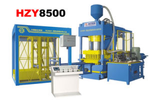 HZY-8500 Automatic Hydraulic Brick Press Machine