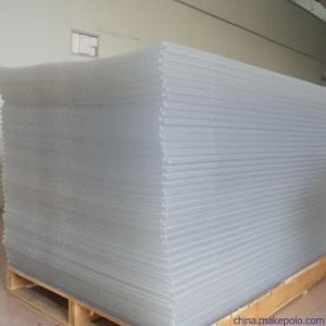 2mm Thickness PVC Clear Rigid Sheet pictures & photos