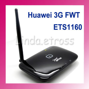 Huawei Ets1160 GSM 3G FWT Fixed Wireless Terminal/3G Fct Fixed Cellular Terminal for WCDMA 2100MHz (3G Gateway, Including 850/900/1800/1900MHz) pictures & photos