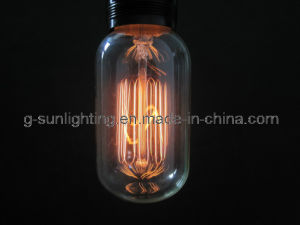 T-Shape Carbon Filament Lamp