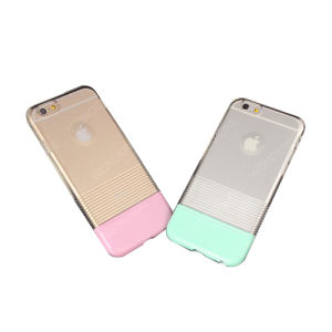 Ultra Thin Colorful iPhone 6 Cell Phone Case pictures & photos