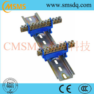 DIN Rail Copper Connecting Busbar pictures & photos