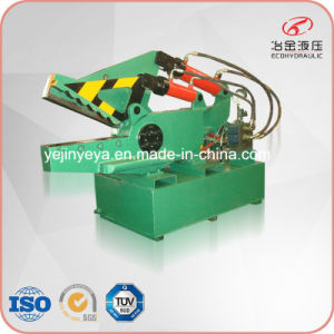 Integrated Aluminum Profile Alligator Shear (Q08-160A) pictures & photos