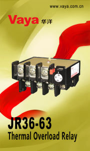 JR36-63 Thermal Overload Relay