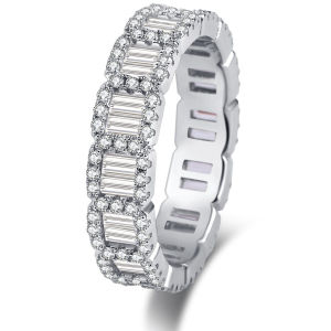 Wholesale 925 Sterling Silver Plated Women//MAN Fashion Rings NEW gift HJ 189