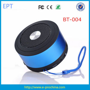 2017 Ept Retail& Wholesale Muti-Function Portable Wireless Bluetooth Speaker with TF Card FM Radio pictures & photos