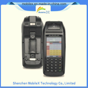 Mobile POS Terminal with Smart Card Reader, Barcode Scanner