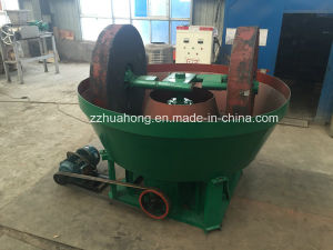 China Huahong Wet Pan Mill/Metal/Gold Mill Machine Equipment Ce ISO pictures & photos