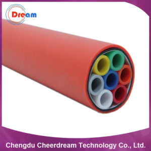 Direct Buried HDPE Multi Duct for Air Blown Fiber Optic Cable pictures & photos