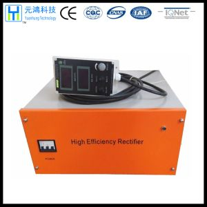 1000A 12V Air Cooling Plating Rectifier with Amphour Videos on Youtube Design From Europe, Europe Quality