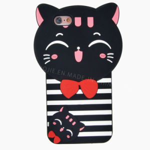 New Design Cute Cartoon Soft Silicone Phone Case for iPhone 7 7plus 6s Plus 5g 5s