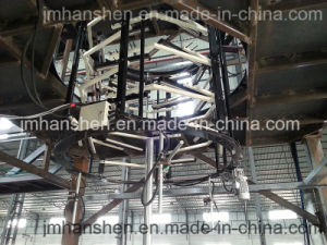 3-Layer Co-Extrusion Internal Bubble Cooling Film Blowing Machine pictures & photos