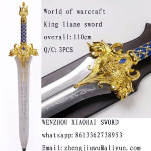 China Wow King Liane Sword Movie Swords 9575088g China Warcraft