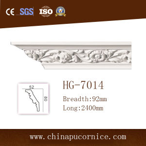 Hot Sales in South Africe Market PU Cornice Moulding for Ceiling Decoration