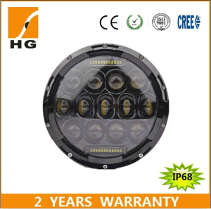 7inch High Low Beam LED Work Light for Dodge Journey