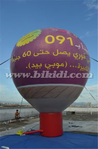 Full Printing Giant Inflatable Ground Balloon to UAE K2102 pictures & photos