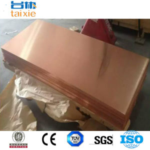 Factory Directly 2.004 C10200 of-Cu Forging Copper Sheet pictures & photos
